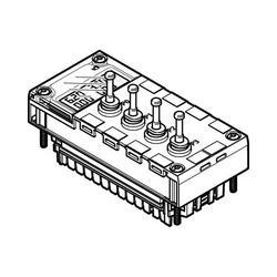 Festo CPX-4AE-P-D10