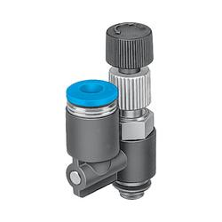 With push-in connector LRL, LRLL