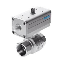 Ball valve drive units VZPR