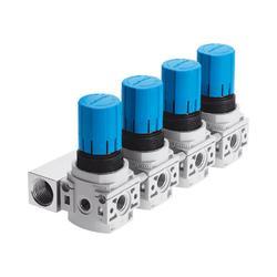 Pressure regulator combinations LRB-DB-K