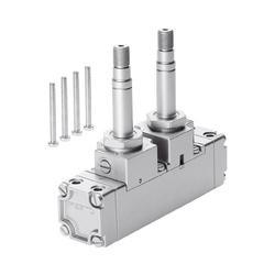 Cassette valve