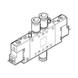 Festo CPE18-M2H-5JS-QS-10