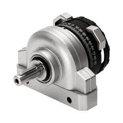 Semi-rotary drive DSR, metric