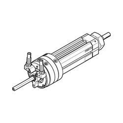 Festo DSL-25-40-270-CC-A-S20-B