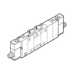 Festo CPE10-M1CH-5/3B-M7