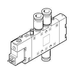 Festo CPE18-M1H-5L-QS-8