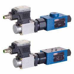 Proportional pressure reducing valves