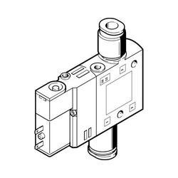 Festo CPE10-M1BH-3GL-QS-6