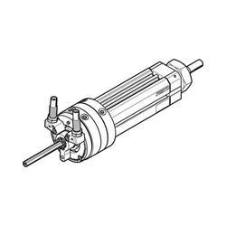Festo DSL-16-100-270-CC-A-S20-KF-B