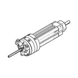 Festo DSL-16-100-270-P-A-S20-KF-B