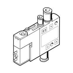 Festo CPE10-M1BH-3GLS-QS-6
