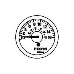 Festo MA-23-16-R1/8